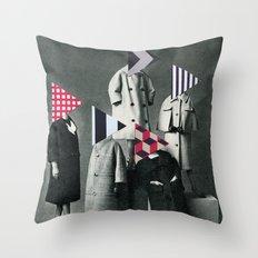 Fashion Forward Throw Pillow