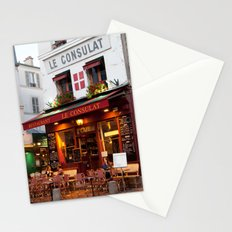 Le Consulat Stationery Cards