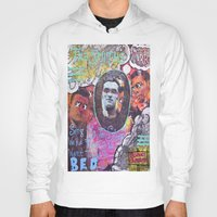 smiths Hoodies featuring Art is Murder//The Smiths by Art By MOP$