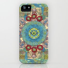 Guardians of a Sacred Spot iPhone Case