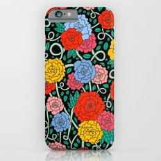 FLOWERS FROM THE SOUTH iPhone 6s Slim Case