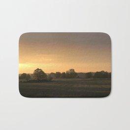 Sunrise in August Bath Mat