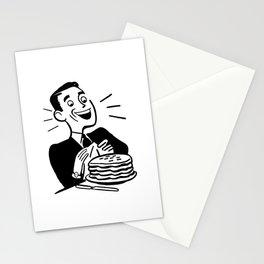 Pancake Time!! Stationery Cards