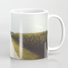 Indiana Corn Field Summers Coffee Mug