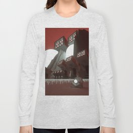 ART ILLERY Long Sleeve T-shirt