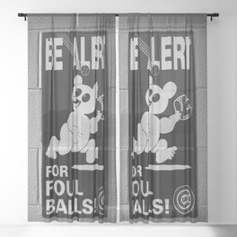 Chicago Sheer Curtain
