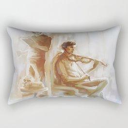 [ 221B ] Baker Street - sherlock holmes & john watson Rectangular Pillow