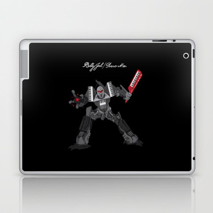 Piano Man Laptop & iPad Skin