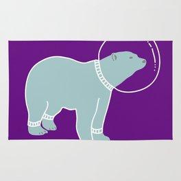 Space bear Rug