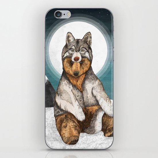 Wear Wolf iPhone & iPod Skin