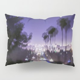 Chasing Light in Los Angeles Pillow Sham