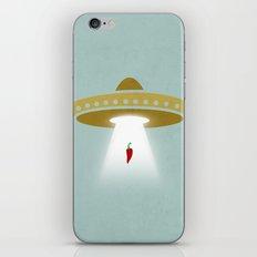 UFsombrerO iPhone & iPod Skin