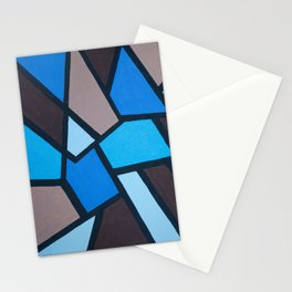 Shattered Calm Stationery Cards