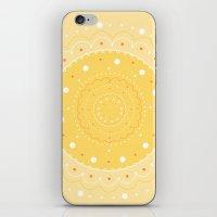 70's vibe iPhone & iPod Skin