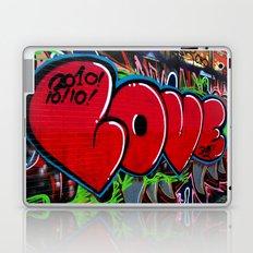 Love Art Laptop & iPad Skin