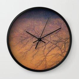Rampant Wall Clock