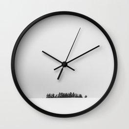 Minimalism Wall Clock
