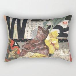 W3 Rectangular Pillow