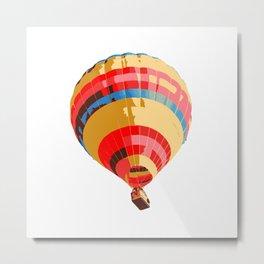 Hot Air balloon cute dreams Metal Print