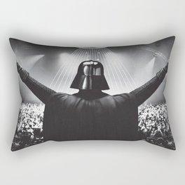 Darth Vader rocks the party Rectangular Pillow
