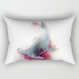 hammerhead shark Rectangular Pillow