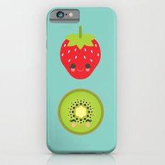 Strawberry Kiwi Slim Case iPhone 6s