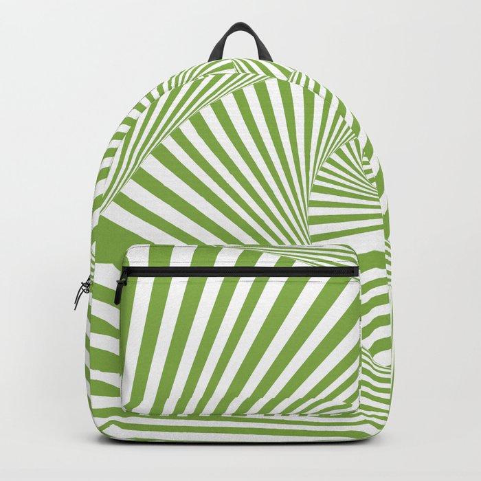 Green Twista Backpack