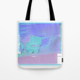Sad Not at the Beach Tote Bag