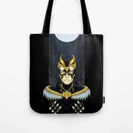 Talon {Goggles up} Tote Bag