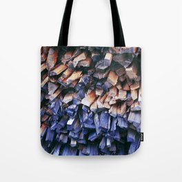 Colors of Life and Death Tote Bag