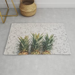 Pineapple Luxe Rug