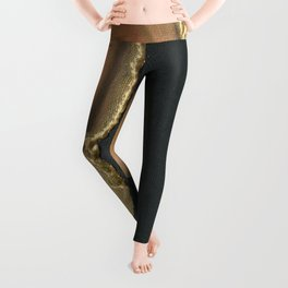 Woman With Jewelry Leggings