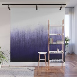 Lavender Ombré Wall Mural