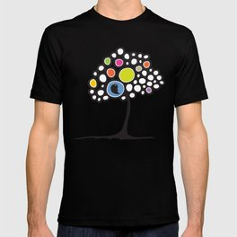 Bird on a tree T-shirt