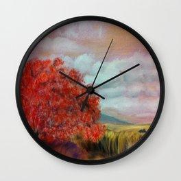 UpCountry Maui  Wall Clock
