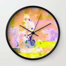 Flamingo Neon Wall Clock