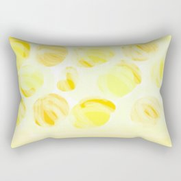 Cry Onions Smell Garlic Rectangular Pillow