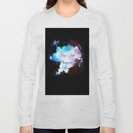 Stay Calm Moonchild Long Sleeve T-shirt