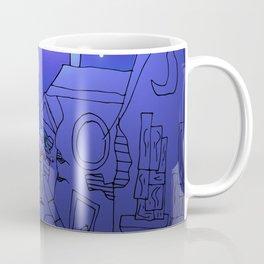 Skirt.  Coffee Mug