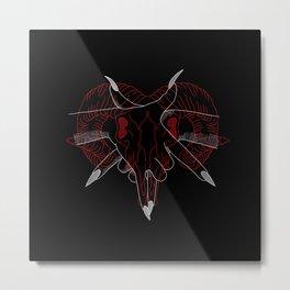 D V R K Metal Print