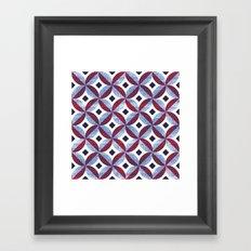 Blackberry Sorbet (2) Framed Art Print