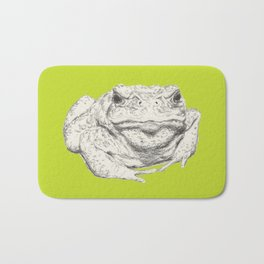 Toad Face Bath Mat