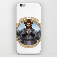 nori iPhone & iPod Skins featuring The Key by BlueSparkle