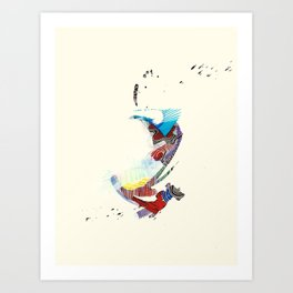 For Gesture and Detail Art Print