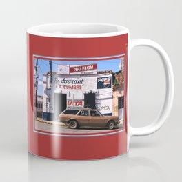 Mexico street scene Coffee Mug