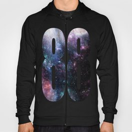 float on 88 print Hoody