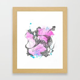 When the smoke clears #2 Framed Art Print