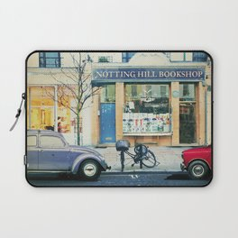 Notting Hill travel movie art Laptop Sleeve