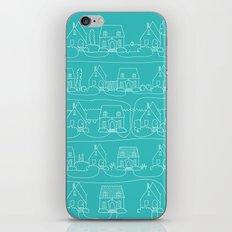 My neighborhood iPhone & iPod Skin