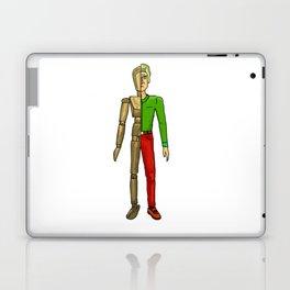 Half man color Laptop & iPad Skin